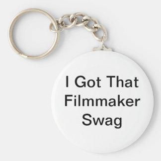 I Got That Filmmaker Swag Keychain