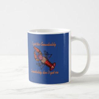 I got the Crawdaddy Coffee Mug