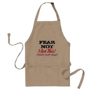 I Got this - Fear Not Standard Apron