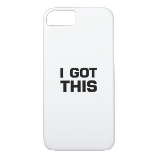 I got This  for Cancer, Disease Awareness iPhone 8/7 Case