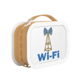 I got Wi-Fi Lunch Box