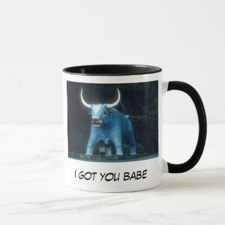 I got you babe mug