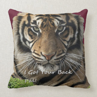 I Got Your Back Pal! Throw Pillow