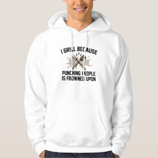 I Grill Hoodie