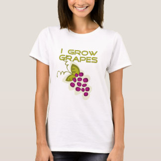 I Grow Grapes Tshirts and Gifts