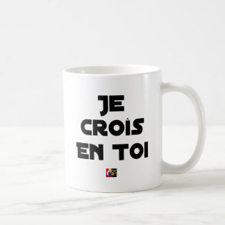 I grow in You - Word games - François Ville Coffee Mug