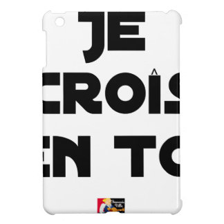 I grow in You - Word games - François Ville iPad Mini Covers