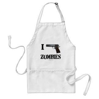 I Gun Zombies 2 Aprons