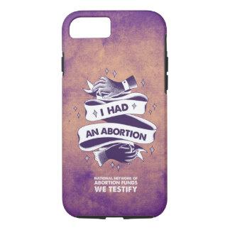 I Had An Abortion Phone Case (Customizable)