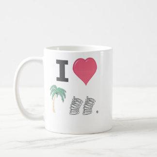 I Hart Palm Springs Coffee Mug