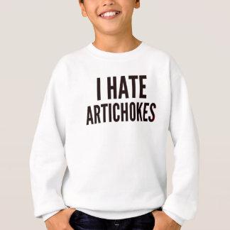 I Hate Artichokes Sweatshirt