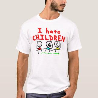 I hate children! T-Shirt
