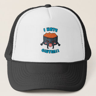 I Hate Gluten! Gluten-Free Awareness Clothing Trucker Hat