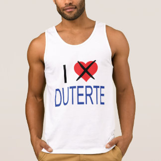 I HATE HEART DUTERTE