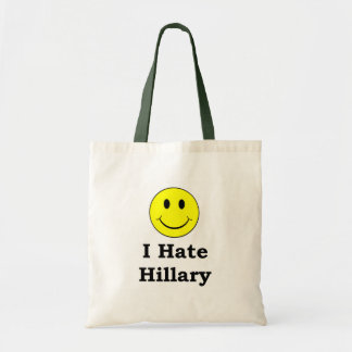 I Hate Hillary  happy smiley face