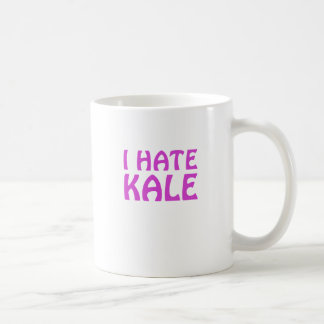 I Hate Kale Coffee Mug