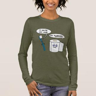 I Hate My Job Zany T-Shirt