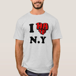 i hate ny guys T-Shirt