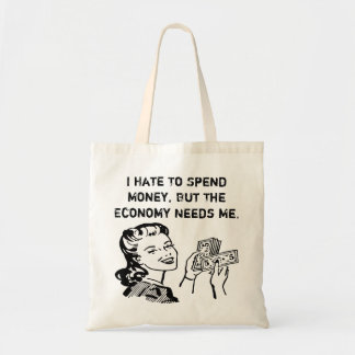 I hate to spend money on shoes and purses, but .. tote bag