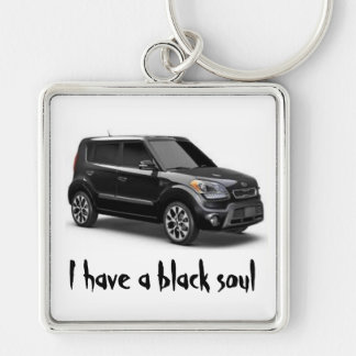 I have a black soul keychain