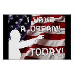I Have a Dream Today! Poster