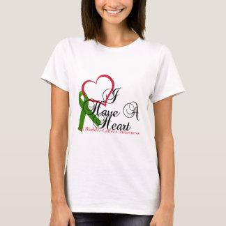 I Have A Heart Gall Bladder Awareness & Support T-Shirt