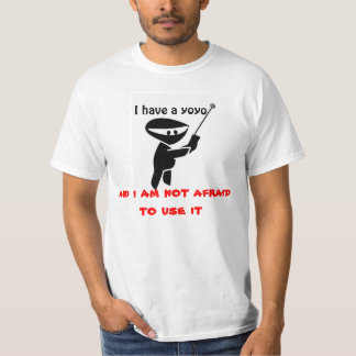 i have a yoyo T-Shirt