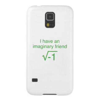 I Have An Imaginary Friend Cases For Galaxy S5