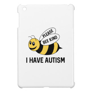 I Have Autism iPad Mini Cover