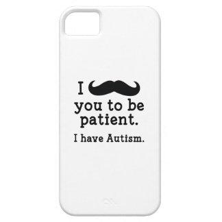 I Have Autism iPhone 5 Cases