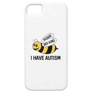 I Have Autism iPhone 5 Covers