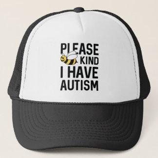 I Have Autism Trucker Hat