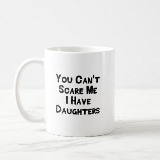 I have daughter Fathers Day Gift Stepdad Grandpa Coffee Mug