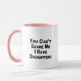I have daughter Fathers Day Gift Stepdad Grandpa Mug
