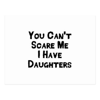 I have daughter Fathers Day Gift Stepdad Grandpa Postcard