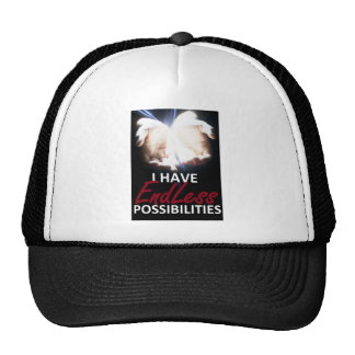 I have endless possibilities trucker hat