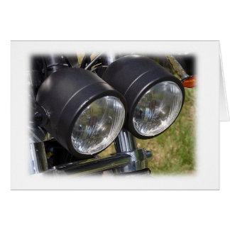 I have II's 4U - Walley Motorcycle Card
