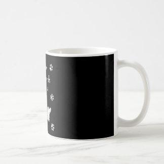 I have lotsa friends - fur friends! coffee mug