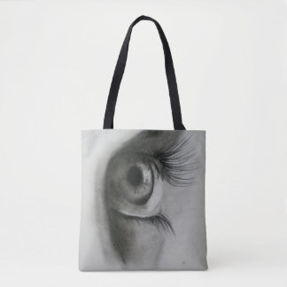 I Have My Eye On You! Tote Bag
