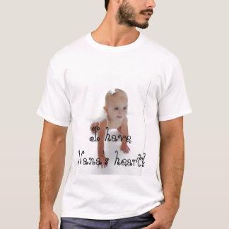 I have Nana's heart! T-Shirt