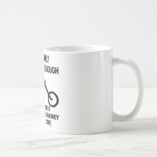I Have Only Ridden Far Enough When..... Coffee Mug