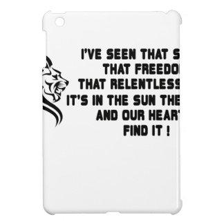 I have seen that iPad mini cases