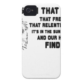 I have seen that smile great quote iPhone 4 case
