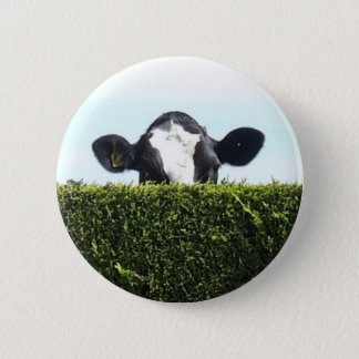 I Have Seen The Whole Of The Internet - Cow Button