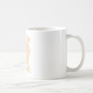 I have the best buns coffee mug