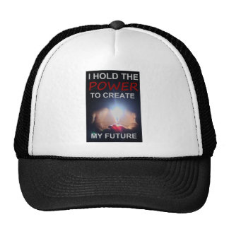I have the power to create trucker hat