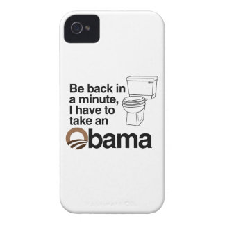 I HAVE TO TAKE AN OBAMA iPhone 4 COVERS