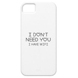 I Have Wifi Case For The iPhone 5