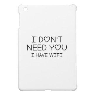 I Have Wifi iPad Mini Cover