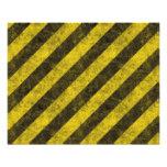 i hazard stripes copy2 photographic print